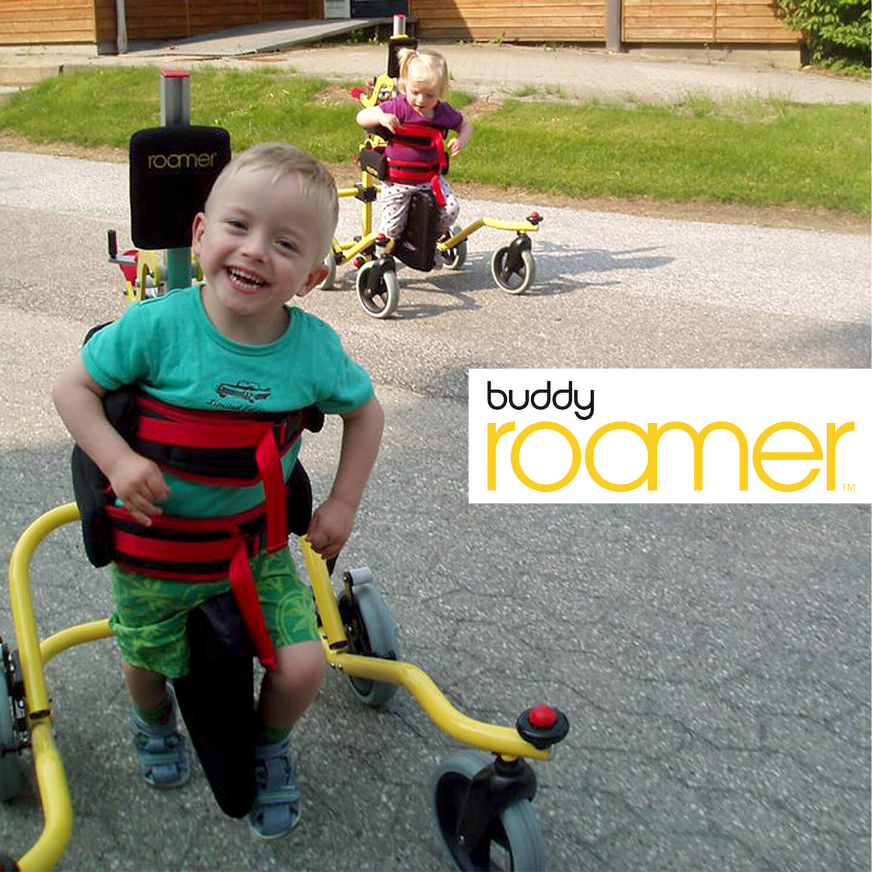 Buddy Roamer – Gehtrainer