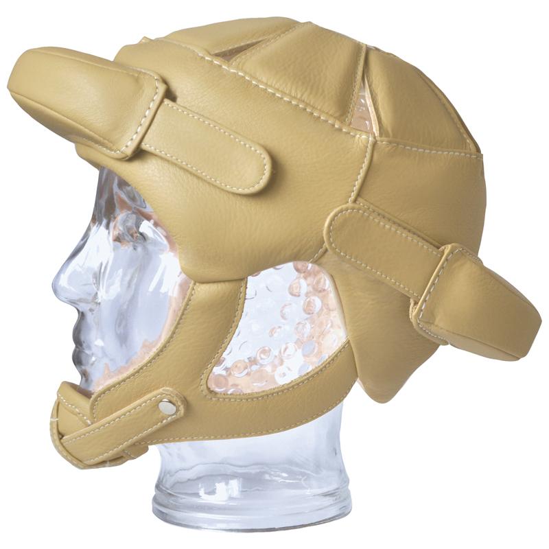 Starlight® Secure Leder mit Stirn- und Nackenschutz