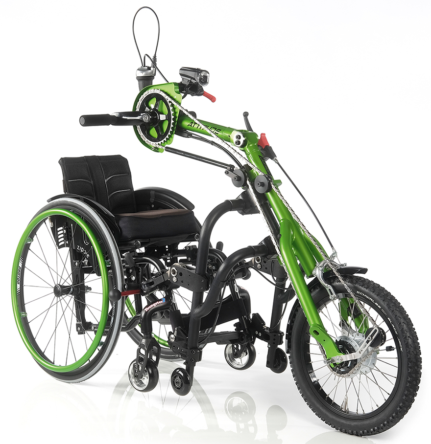 Attitude Junior mit Rollstuhl-a3a207ec